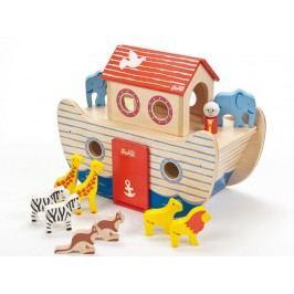 INDIGO JAMM® Noah's Holz Arche CIJ2051