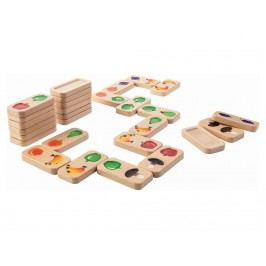 PLAN TOYS PlanToys Domino Früchte & Gemüse 4005639