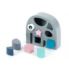 LIFETIME Kidsroom Holz Steckspiel Elefant S40041-01
