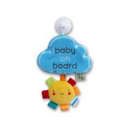 LITTLE BIRD TOLD ME , My Little Sunshine Baby on Board LB3061