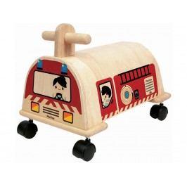 PLAN TOYS PlanToys Rutscher Feuerwehrauto 4003474