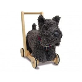 LITTLE BIRD TOLD ME , Lauflern Hund Scottie LB3053