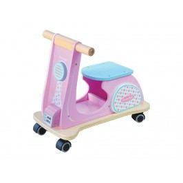 INDIGO JAMM® Jamm Rutscher Scooter Pink Racer AIJ074