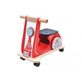 INDIGO JAMM® Jamm Rutscher Scooter Racing Red AIJ073