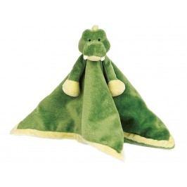 TEDDYKOMPANIET® Diinglisar Schmusetuch Krokodil 454023