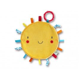 LITTLE BIRD TOLD ME , My Little Sunshine Fühltuch Sonne LB3063