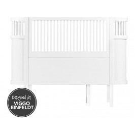 SEBRA® Baby&Juniorbett Weiß umbaubar 2001301