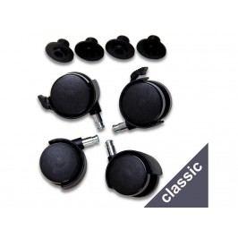 BABYBAY TOBI Babybay Rollensatz Für die Modelle Mini Midi Maxi Original und Boxspring 100400