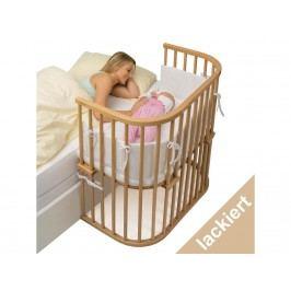 BABYBAY TOBI Babybay Boxspring Beistellbett Buche 166101