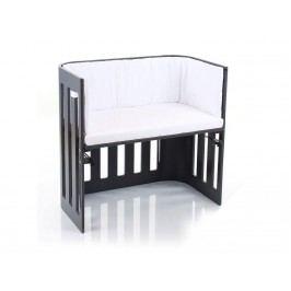 BABYBAY TOBI Babybay Trend Beistellbett Buche Grau 180107