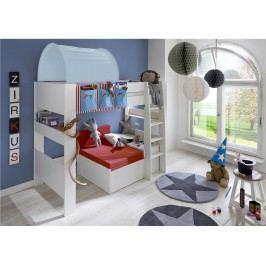 STEENS Betttunnel für Kinderbett Hellblau Ritter 2909660957000