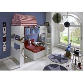 STEENS Betttunnel für Kinderbett Zirkus 2909660956000