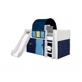 STEENS Betttunnel für Kinderbett Blau 2909640974000
