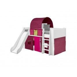 STEENS Betttunnel für Kinderbett Lila Pink 2909640973000