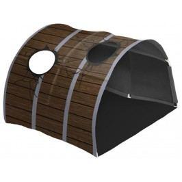 FLEXA Pirate Betttunnel / Spieltunnel Pirat 83-40037