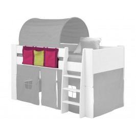 STEENS Betttaschen für Kinderbett Lila Pink Grün for Kids 2909840973000