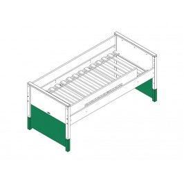 BOPITA Combiflex Supportset / Umbausatz zum Kompaktbett Deep Grey 42414620