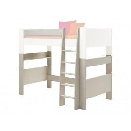 STEENS for Kids Umbauset zum Hochbett 90x200cm mit gerader Leiter 2906180013001N