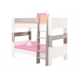 STEENS for Kids Umbauset zum Etagenbett 90x200cm mit Gerader Leiter 2906151269001N