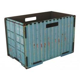 WERKHAUS Spielzeugkiste Container Türkis Universal Box CO 1073