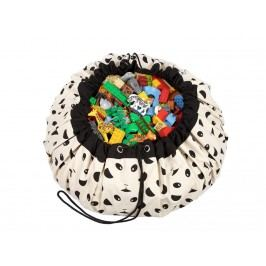 PLAY&GO Spielzeugsack/Spielmatte 140cm Panda Panda