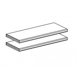 FLEXA Cabby 2x Trennwand für Kommode mit 3 Schubladen 81-25610-40
