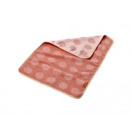 LEANDER® Matty Topper Coral/Pink 40x60cm 510801-60