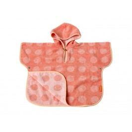 LEANDER® Matty Poncho Coral/Pink 60x120cm 510805-60