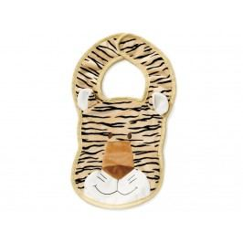TEDDYKOMPANIET® Diinglisar Wild Lätzchen Tiger 4516992