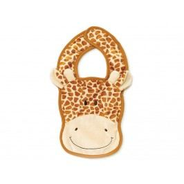 TEDDYKOMPANIET® Diinglisar Wild Lätzchen Giraffe 4516991