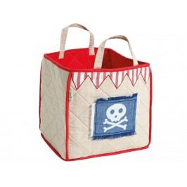 WIN GREEN Pirat Spielzeugtasche 40x40cm TBPS