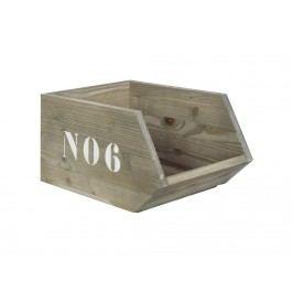 BOPITA Basic Wood Aufbewahrungskiste 21210786