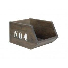 BOPITA Basic Wood Aufbewahrungskiste 21210763
