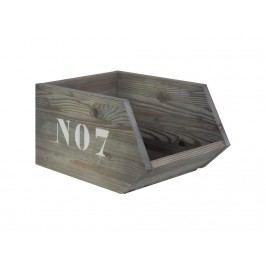 BOPITA Basic Wood Aufbewahrungskiste 21210756