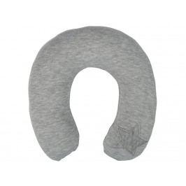 LOTTAS LABLE® Jersey Nackenhörnchen/Nackenkissen Pepple Grey 14000-24