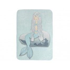 LOTTAS LABLE® Spielteppich SOFTIE Meerjungfrau 130x180cm 65056