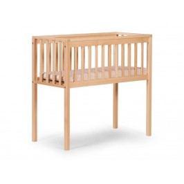 CHILDHOME Baby Wiege Buche Natur 40x90cm CRNS
