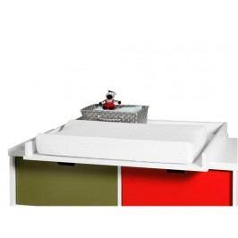 BOPITA Mix & Match Wickelaufsatz Weiß 675711