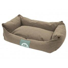 VAN BAAL Petlife Hundebett Canvas Sand Größe S 43251.604018.05