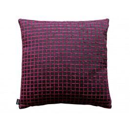 CANETT Pattern Dekokissen Pflaume 45x45cm 461546