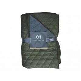 VAN BAAL Overseas Steppdecke Jersey Olive 130x150cm 43204.130150.55