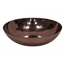 CANETT Dekoschale Deluxe Kupfer glänzend Ø38cm 9300262946