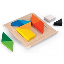 PLAN TOYS PlanToys Lernspiel Drehpuzzle 4005649
