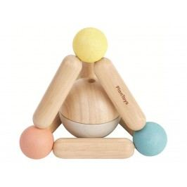 PLAN TOYS PlanToys Babyspielzeug Pyramide Pastell 4005256