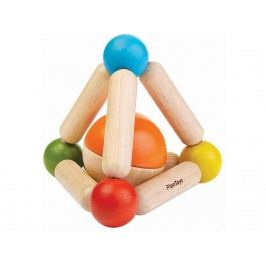 PLAN TOYS PlanToys Babyspielzeug Pyramide Bunt 4005244