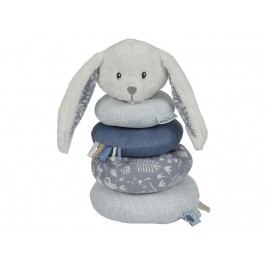 LITTLE DUTCH Adventure Ringturm Hase Blue 4648