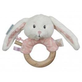 LITTLE DUTCH Adventure Greif-Ring Hase Pink 4613