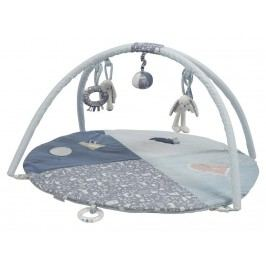 LITTLE DUTCH Adventure Activity Baby Gym Blue 4651