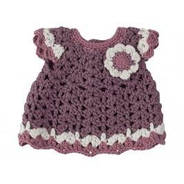 SEBRA® Puppenkleid mit Blume für 30cm Puppen 3003201