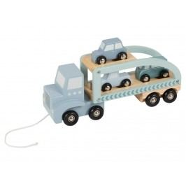 LITTLE DUTCH Auto-Transporter Mint 4372